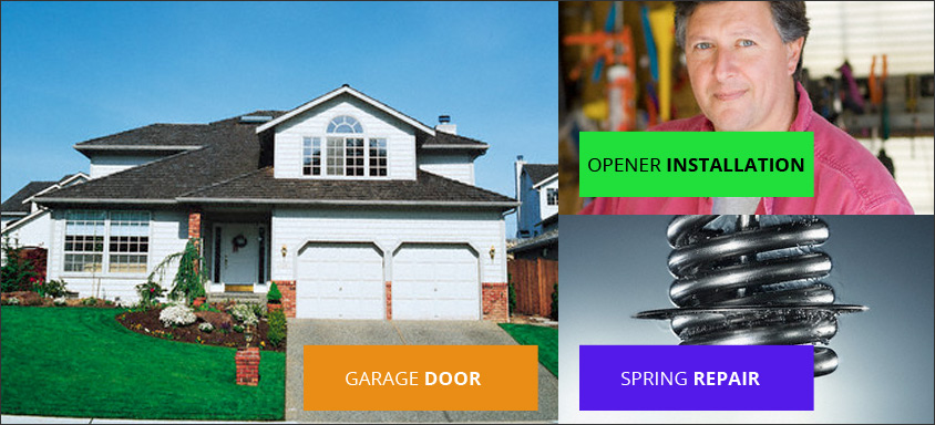 Garage Door Repair in Brea CA